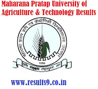 MPUAT Final Year B.E IT 2013 Results