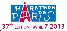 Logo Maratón de París