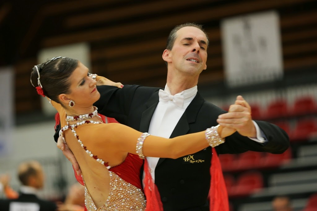 Filip Demuinck Kristel Pardon Ballroom