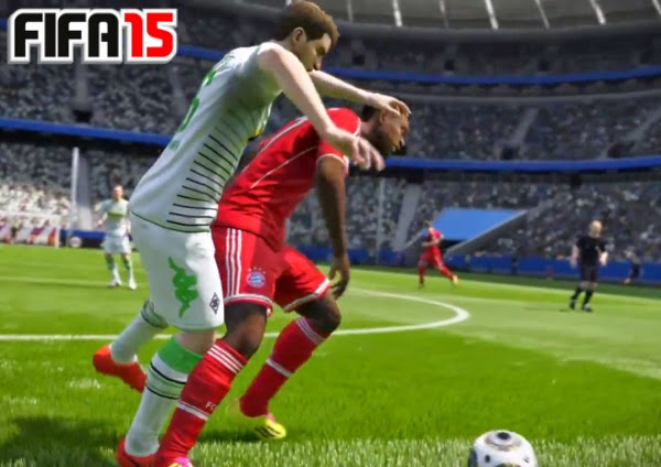 Download FIFA 15 TORRENT PACK PC