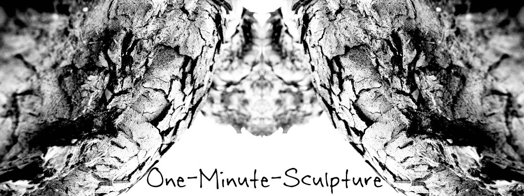 One-Minute-Sculpture