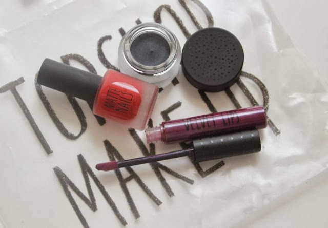 Topshop The Damned Make-Up Collection