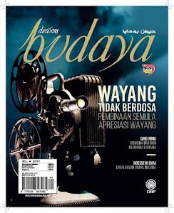 DEWAN BUDAYA APRIL 2017