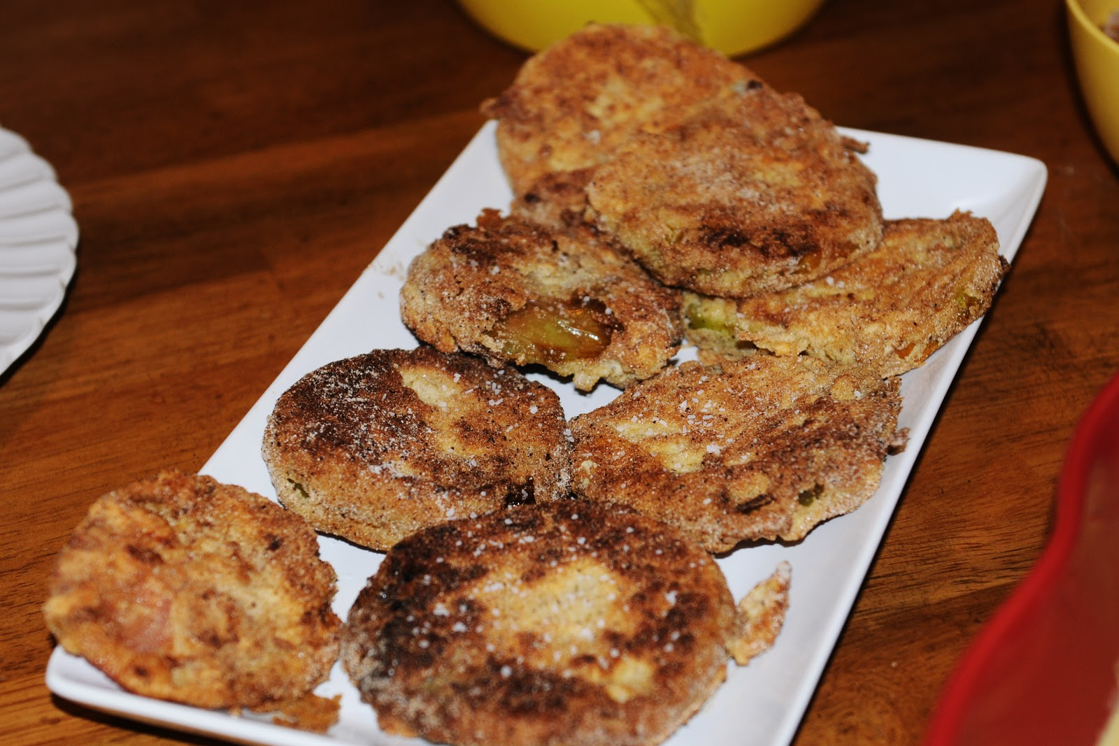 Simply Gourmet: 132. Fried Green Tomatoes