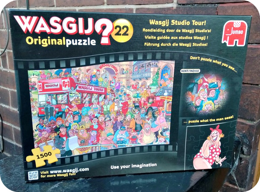 Wasgij Original 22 Studio Tour