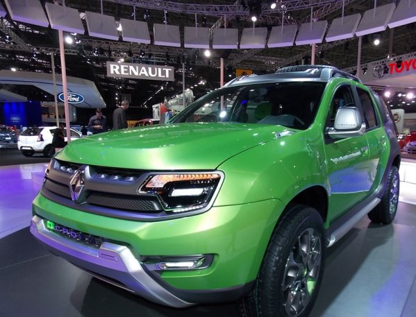 car i Novo Renault Duster 2014
