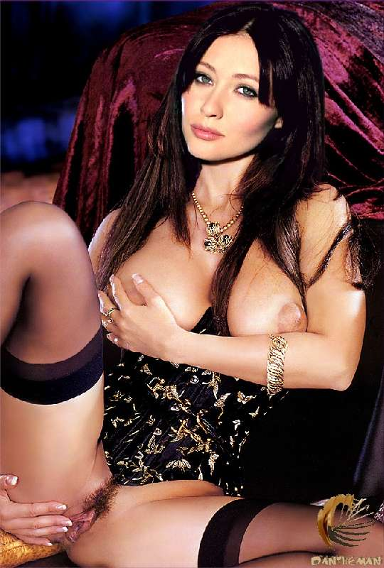 Shannen Doherty En Topless Famosas Follando Desnudas