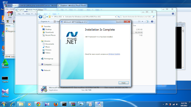 Install NetFramwork 4.5 di Windows 7