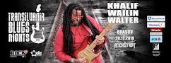 Khalif Wailin Walter@Transilvania Blues Nights