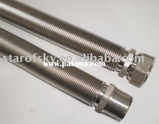 Flexible Stainless Steel Tubing