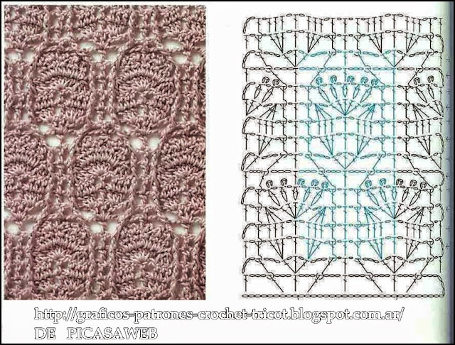 Fantástico Patrón De Crochet Corazón Danés Colección - Ideas de ...