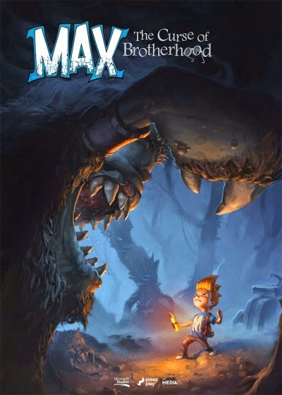 Max The Curse of Brotherhood Full Torrent İndir
