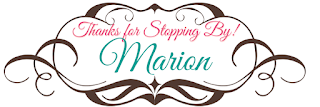 Thank you for Stopping By!--Marion