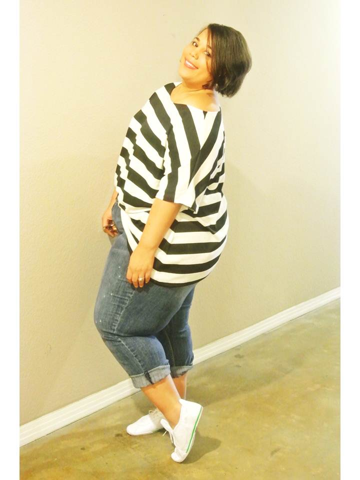 Plus Size Blog, Avenue, JIBRI, casual outfit, plus size clothes