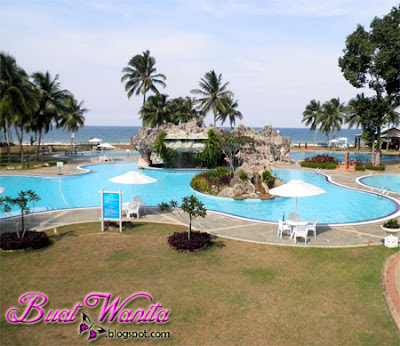 Aktiviti Menarik dan Best Yang Boleh Dilakukan Di The Legend Resort Cherating Pahang Malaysia. Mandi Kolam