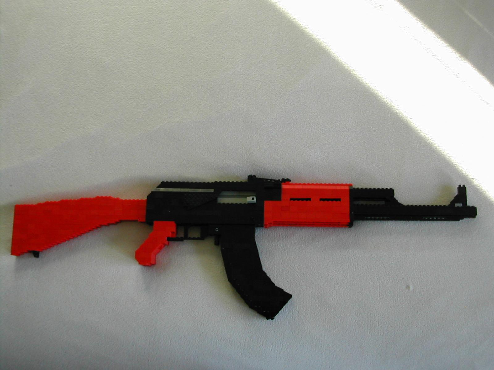Guns: AK-47
