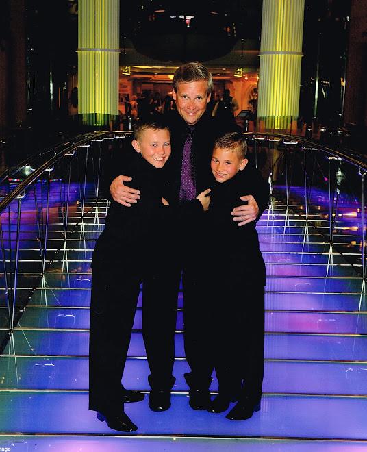 Papa & His Boys