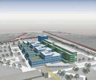Area urbana sesto san giovanni la citt della salute for Ospedale sesto san giovanni