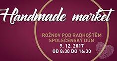 Handmade market v Rožnově