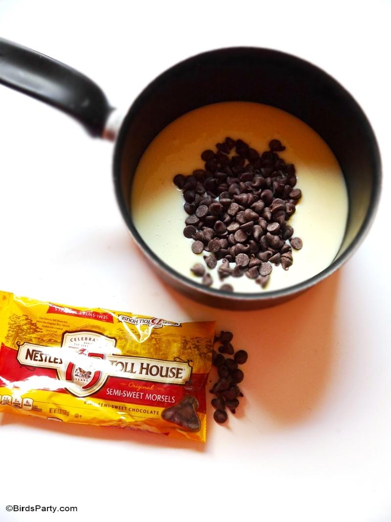 Party Food | Chocolate Brazilian Brigadeiro Truffles Recipe