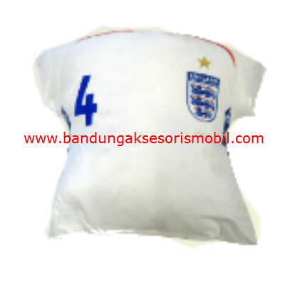 Bantal Sandaran Club Bola England