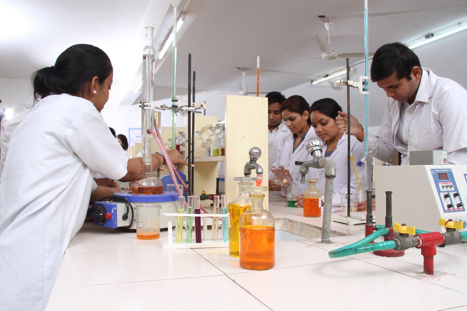 Chemistry Expriment Laboratory