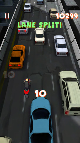 Screenshot 1 Lane Splitter v4.0.2