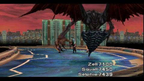 Final Fantasy VIII, Elnoyle