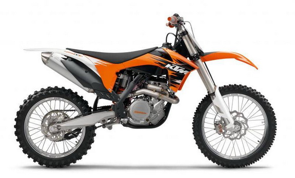 Motorcross modification KTM 450 SX-F