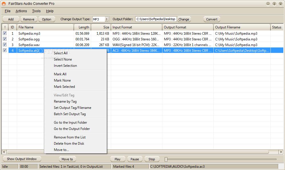 Fairstars audio converter pro v1.03