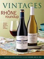 LCBO Wine Picks from May 24, 2014 Vintages Magazine