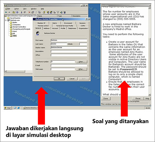 Pelaksanaan Ujian Sertifikasi It Sertifikasi Microsoft