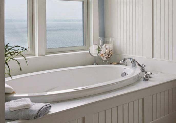 10 mod le salle de bain petit espace idee salle de bains for Salle de bain pour petit espace