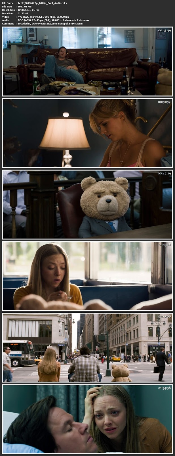 ted full movie download in dual audio