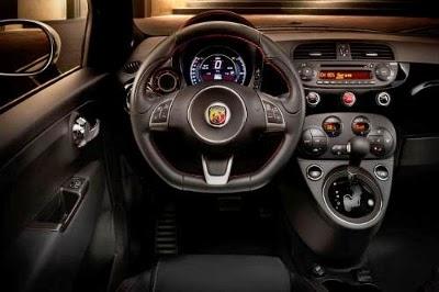Fiat 500 Abarth Interior