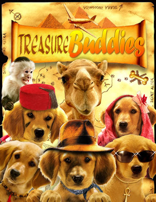 Watch  Treasure Buddies 2012 BRRip Hollywood Movie Online |  Treasure Buddies 2012 Hollywood Movie Poster