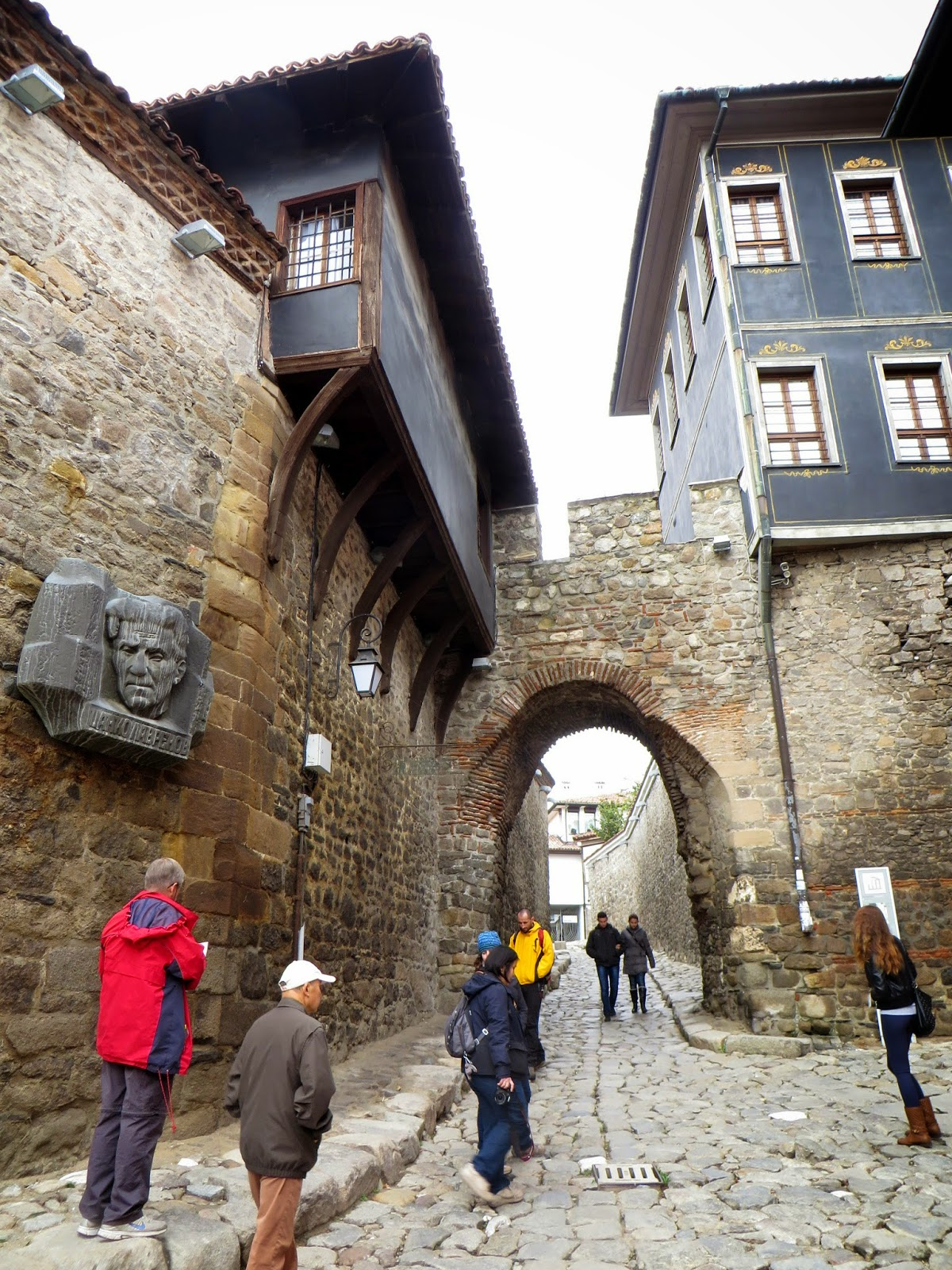 the medieval east gate - photo #13
