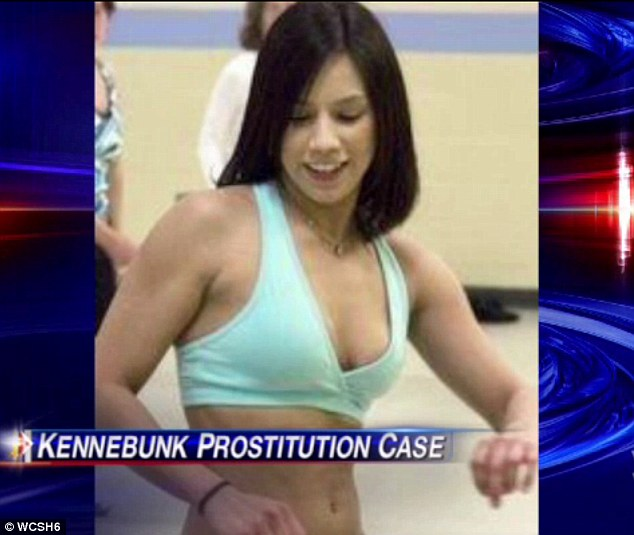 Police release 21 names: Maine Zumba dance instructor Alexis Wright ...