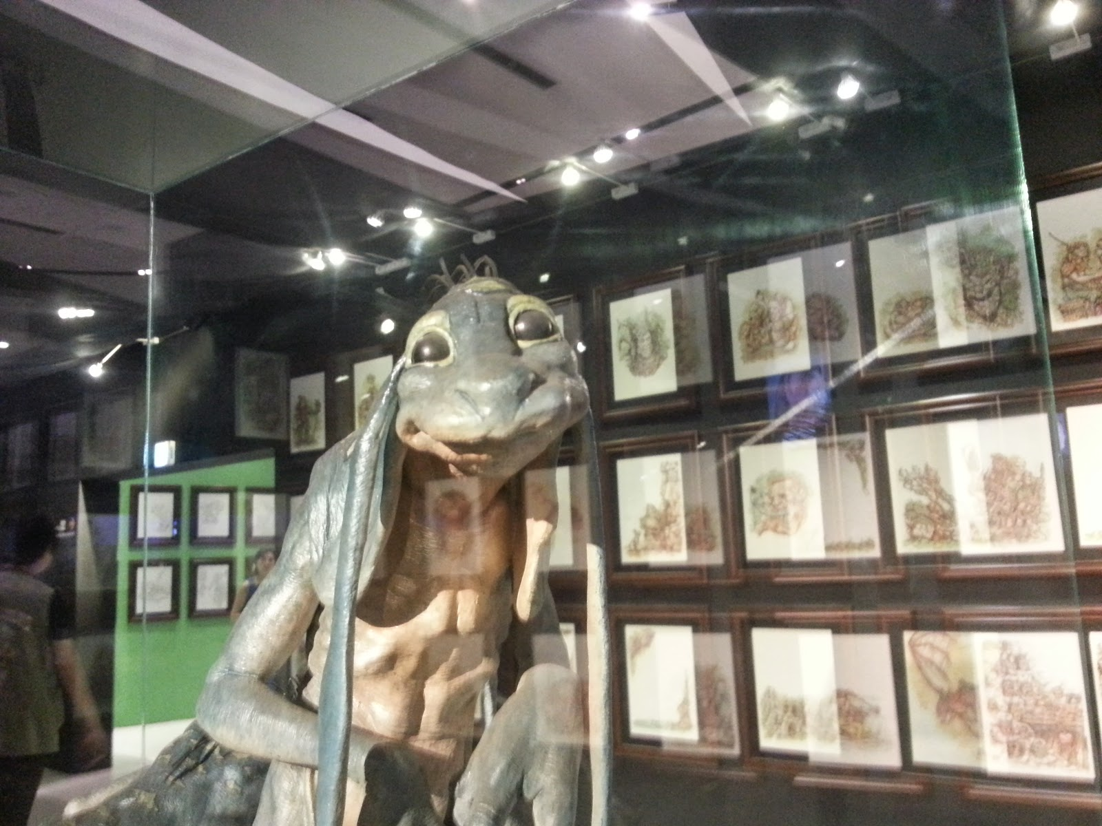 Jar jar binks at Dongdaemun DP