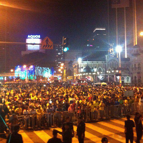 janji%2Bbersih2 Terkini: Himpunan Janji Bersih di Dataran Merdeka