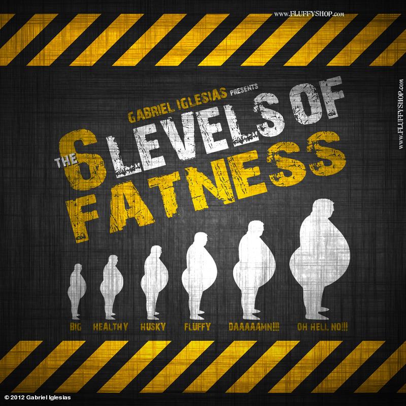 gabriel iglesias 6 levels of fatness skype