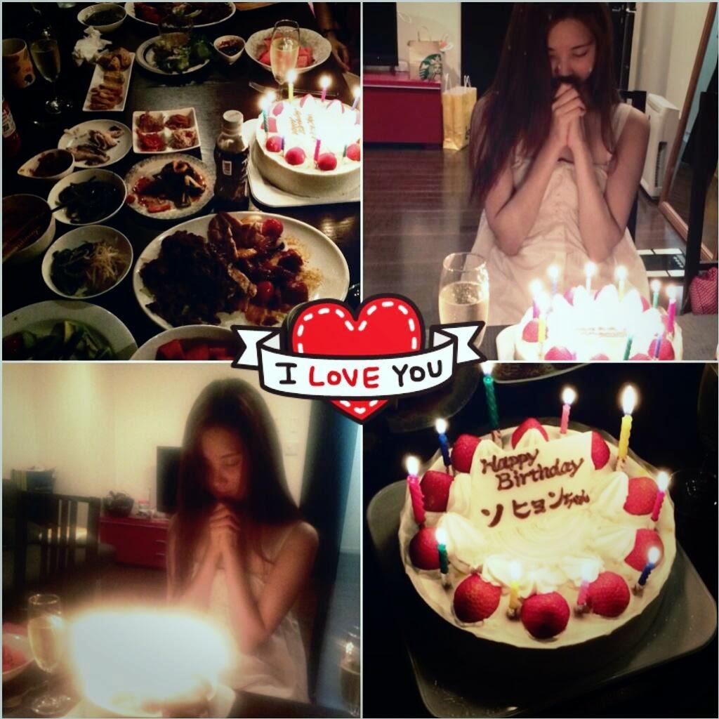 snsd seohyun 2014 birthday