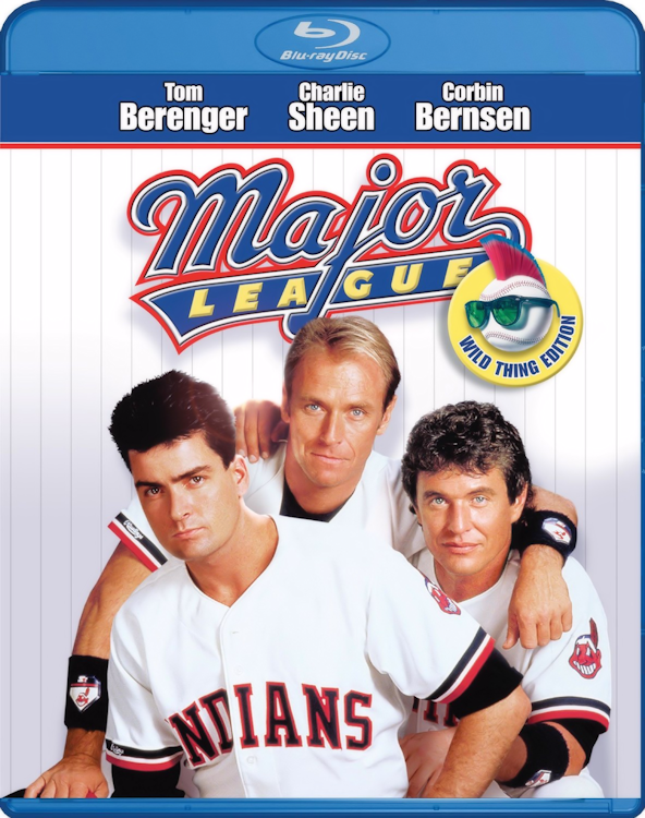 Major League Blu Ray