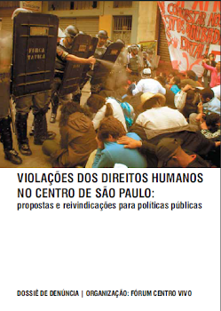 DOSSI - VIOLAES DOS DIREITOS HUMANOS NO CENTRO DE SO PAULO