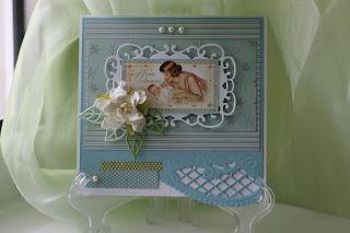 открытка для новорожденного