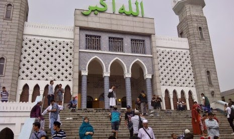 Ramadhan di Masjid Korea Selatan