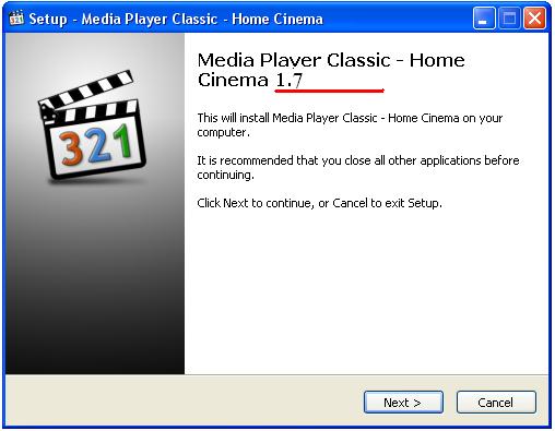 تحميل برنامج ميديا بلير كلاسيك 2013 Media Player Classic عربي كامل مجانا احدث اصدار