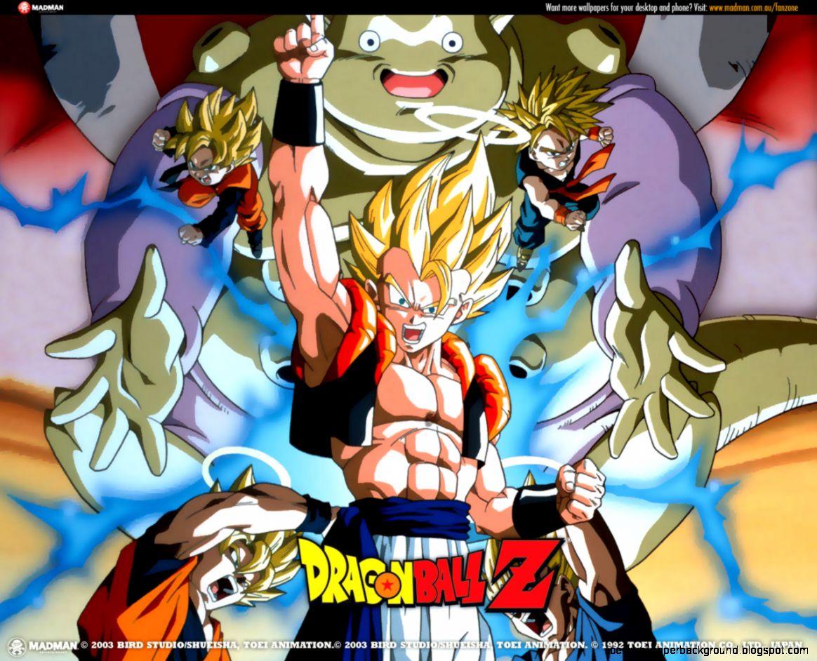 Dragon Ball Z Gt Videos Wallpaper Best Wallpaper Background