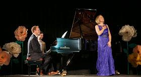 Joseph Middleton and Carolyn Sampson at Rhinegold Live