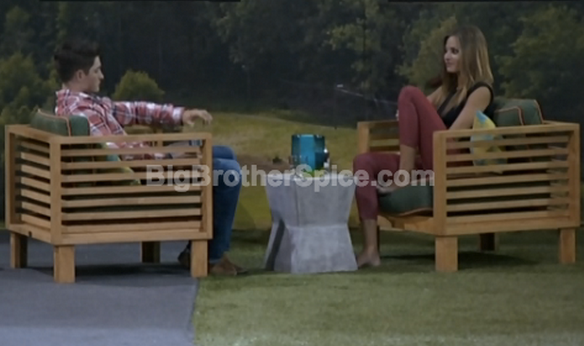 Big Brother 16 Caleb Amber Date Night